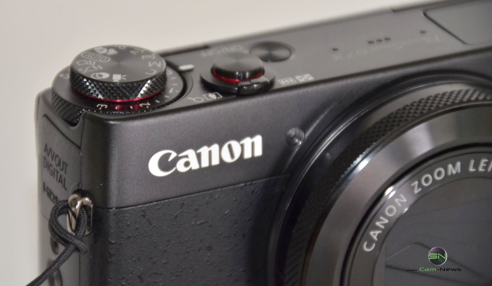 Canon Powershot G7x als Edelkompakte im Test