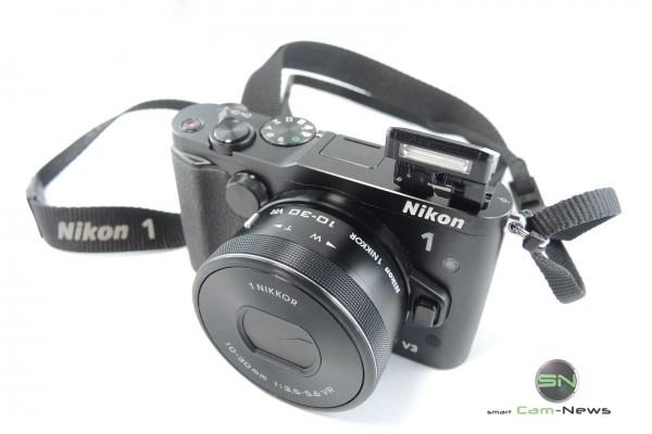 Blitz Nikon 1 V3 - SmartCamNews