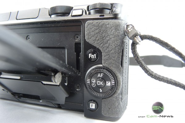 Menürad und FN Tasten - Nikon 1 V3 - SmartCamNews