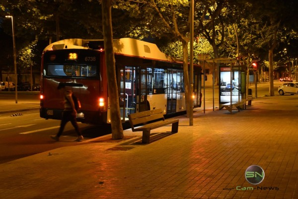 iAuto Modus Nacht - Nikon D5500 Barcelona - SmartCamNews