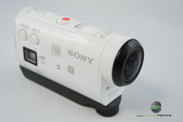 Die Sony HDR AZ1 - SmartCamNews