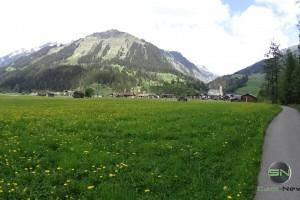 Landschaftaufnahme - ActionCam Sony HDR AZ1 - SmartCamNews