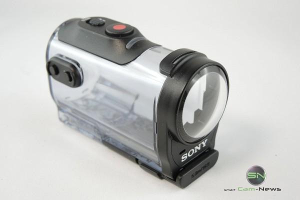 UW Gehäuse 5 Meter - Sony HDR AZ1 - SmartCamNews JPG