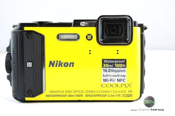 Die Nikon AW130 - SmartCamNews