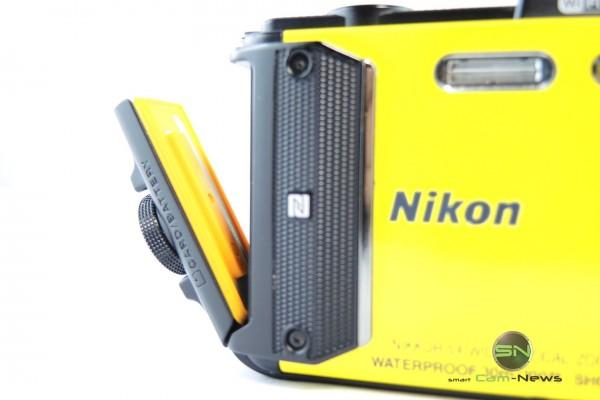 NFC Dichtungslamellen Nikon AW130 - SmartCamNews
