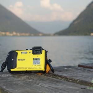 Nikon AW130 - Achensee Diving - SmartCamNews