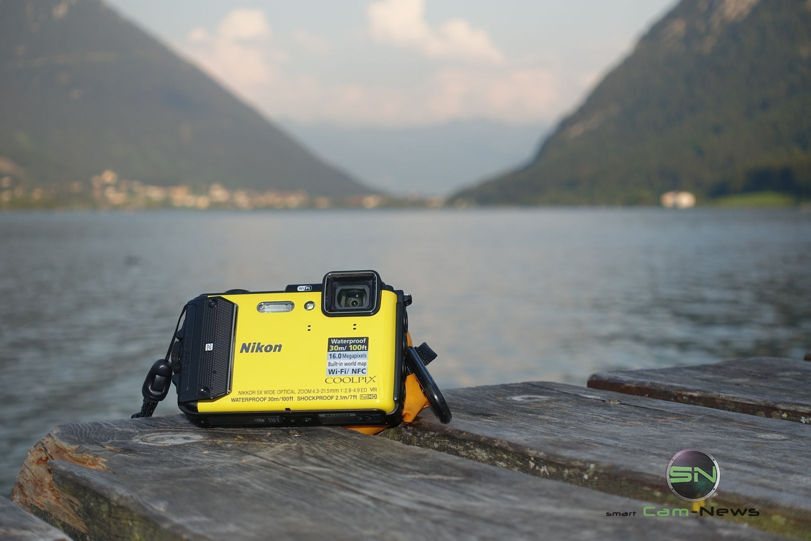 Nikon AW130 - Achensee Diving - SmartCamNews