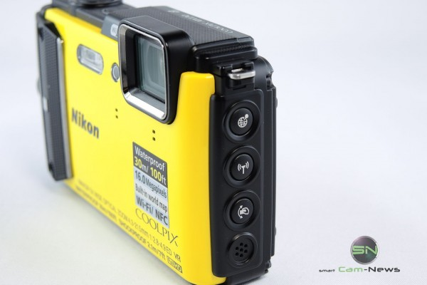 WLan GPS Touch Control Nikon AW130 - SmartCamNews