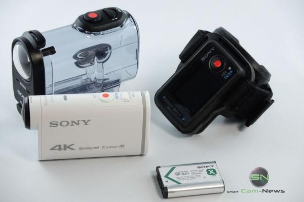 Unboxing Sony X1000V - 4K ActionCam - SmartTechNews