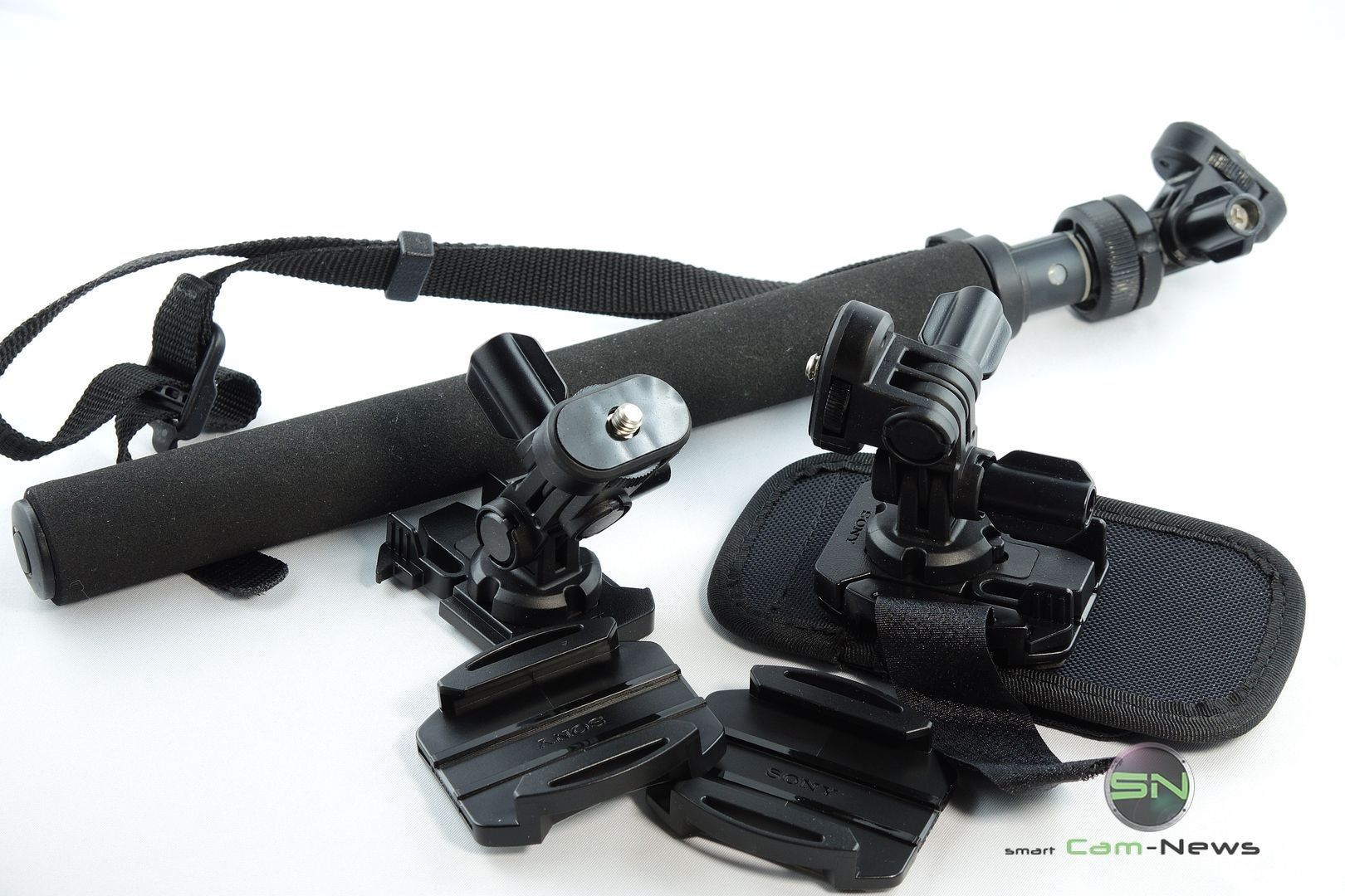 Zubehör - Sony X1000V 4K ActionCam - SmarttechNews
