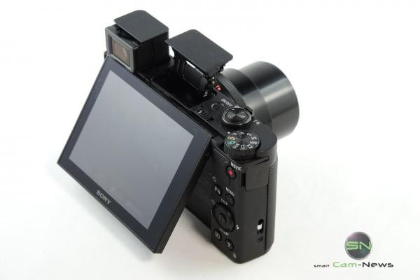Ansicht von Oben - Sony HX90V - SmartCamNews