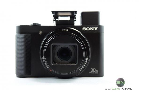 Der Blitz - Sony HX90V - SmartCamNews
