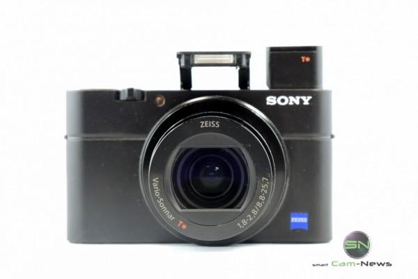 Frontansicht-Sony-RX100-mIII - SmartCamNews