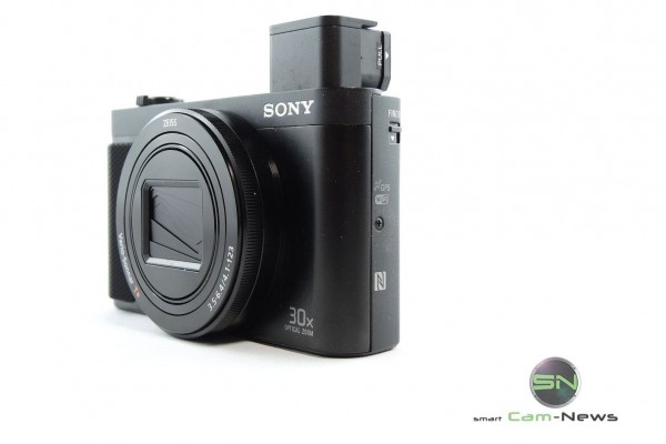 Optischer Sucher - Sony HX90V - SmartCamNews