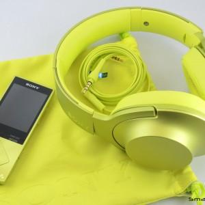 starkes Duo - Kopfhörer MDR 100AAP und Sony Walkman NW-A25HN - SmartTechNews
