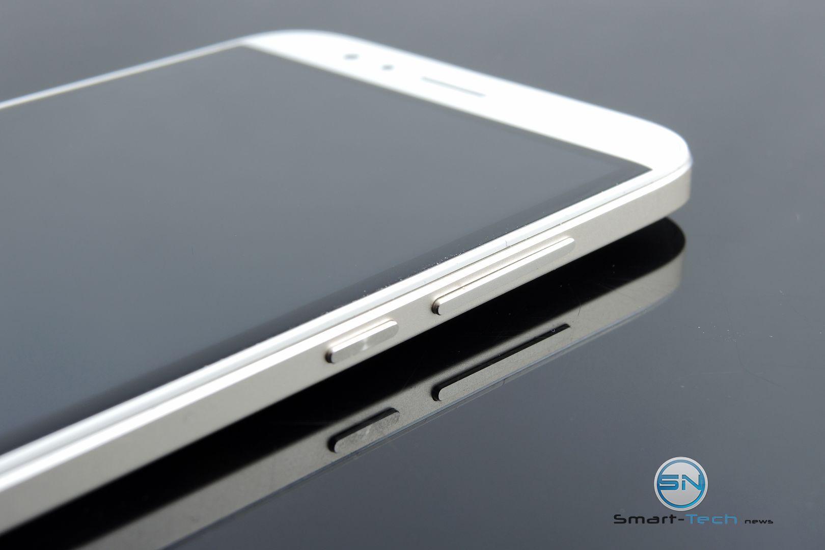 Bedienelemente - Huawei GX8 - SmartTechNews