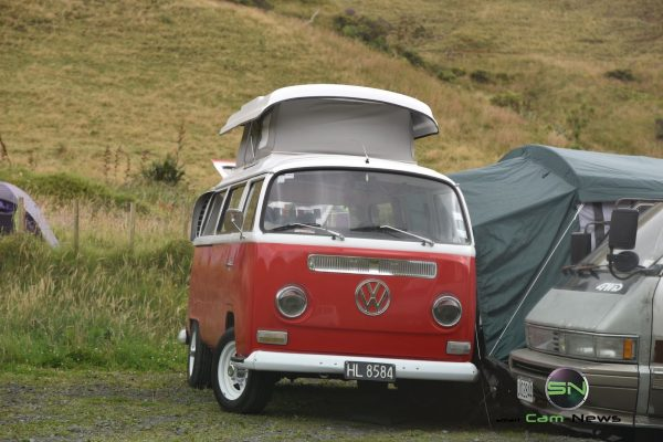 Camping in Neuseeland - VW Bully - Nikon D750 - SmartCamNews