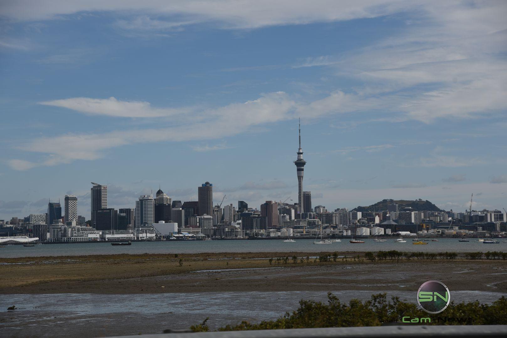 City Neuseeland - Nikon D750 - SmartCamNews