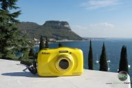 Frontansicht Nikon Coolpix S33 Outdoor Kids