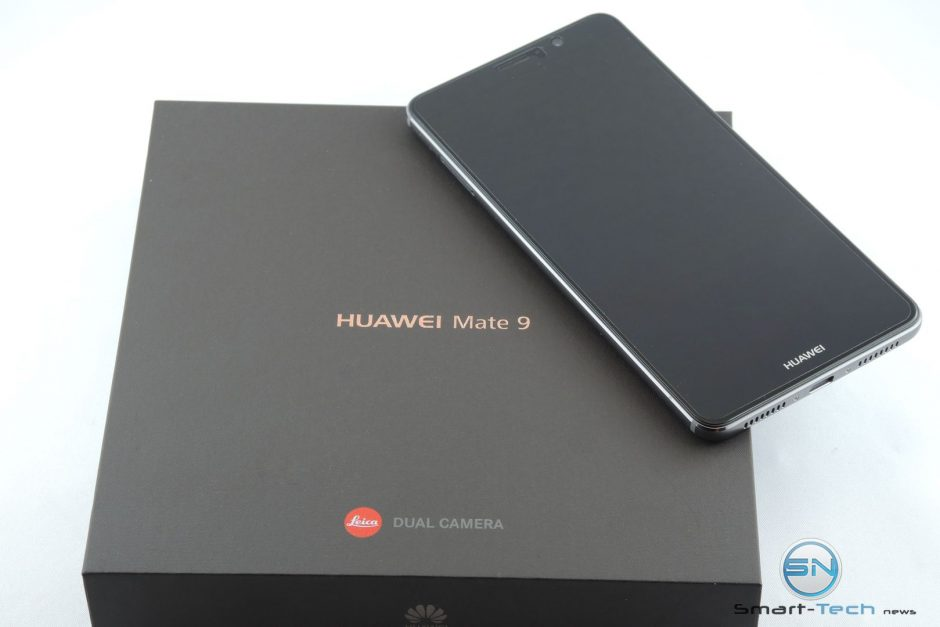 Huawei Mate 9 ein Business Phone mit Extras