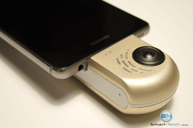 Doking per USB HiGole360 - SmartCamNews