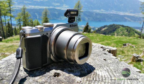 28mm Standard - Nikon Coolpix A900 MegaZoom - Millstättersee - SmartCamNews