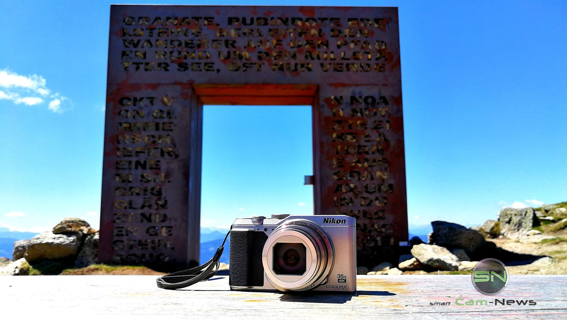 Millstättersee Kärnten – Nikon Coolpix A900 – MegaZoom Kamera