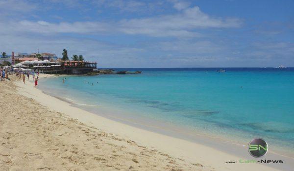 ein Strand zum Träumen - Panasonic FT5 - SmartCamNews