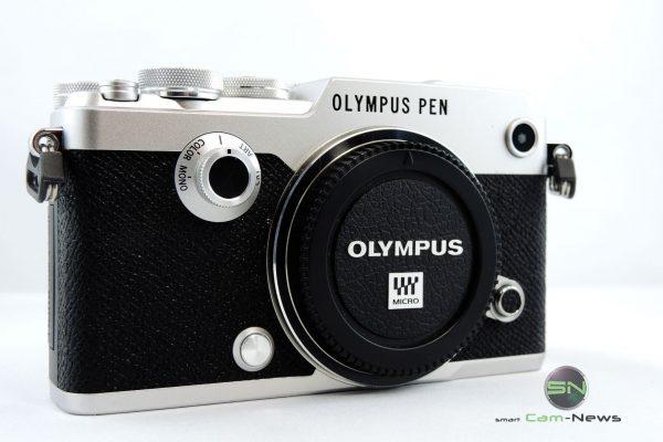 Front Seite - Olympus PEN F - SmartCamNews