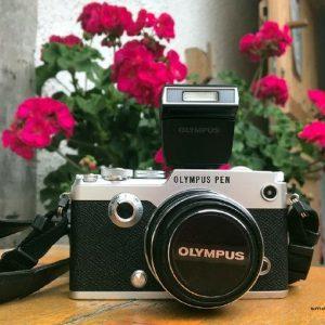 Olympus PEN-F Retro ganz modern - SmartCamNews