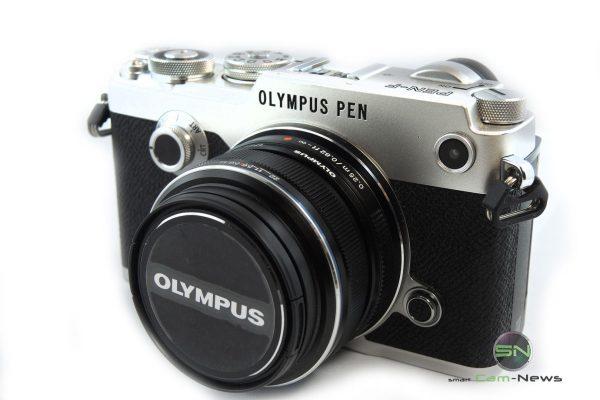 die Kamera - Olympus PEN F - SmartCamNews