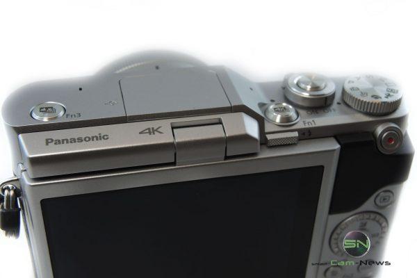 PASM 4K Brust Modus FN Taste Video - Panasonic GX800K - SmartCamNews