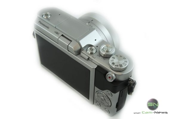 PASM 4K Modus FN Taste Video - Panasonic GX800K - SmartCamNews