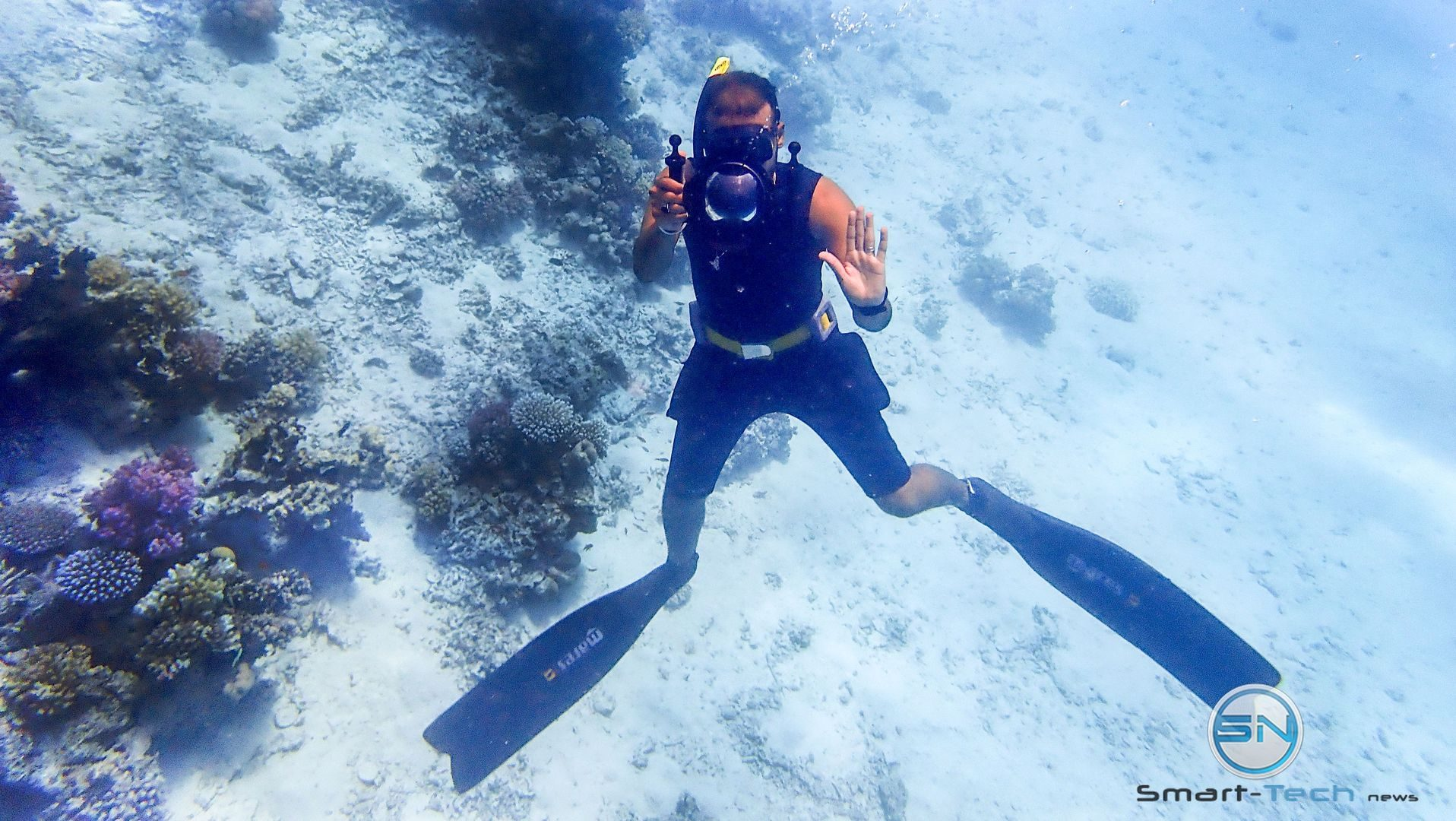 Diving Buddy - Olympus TG5