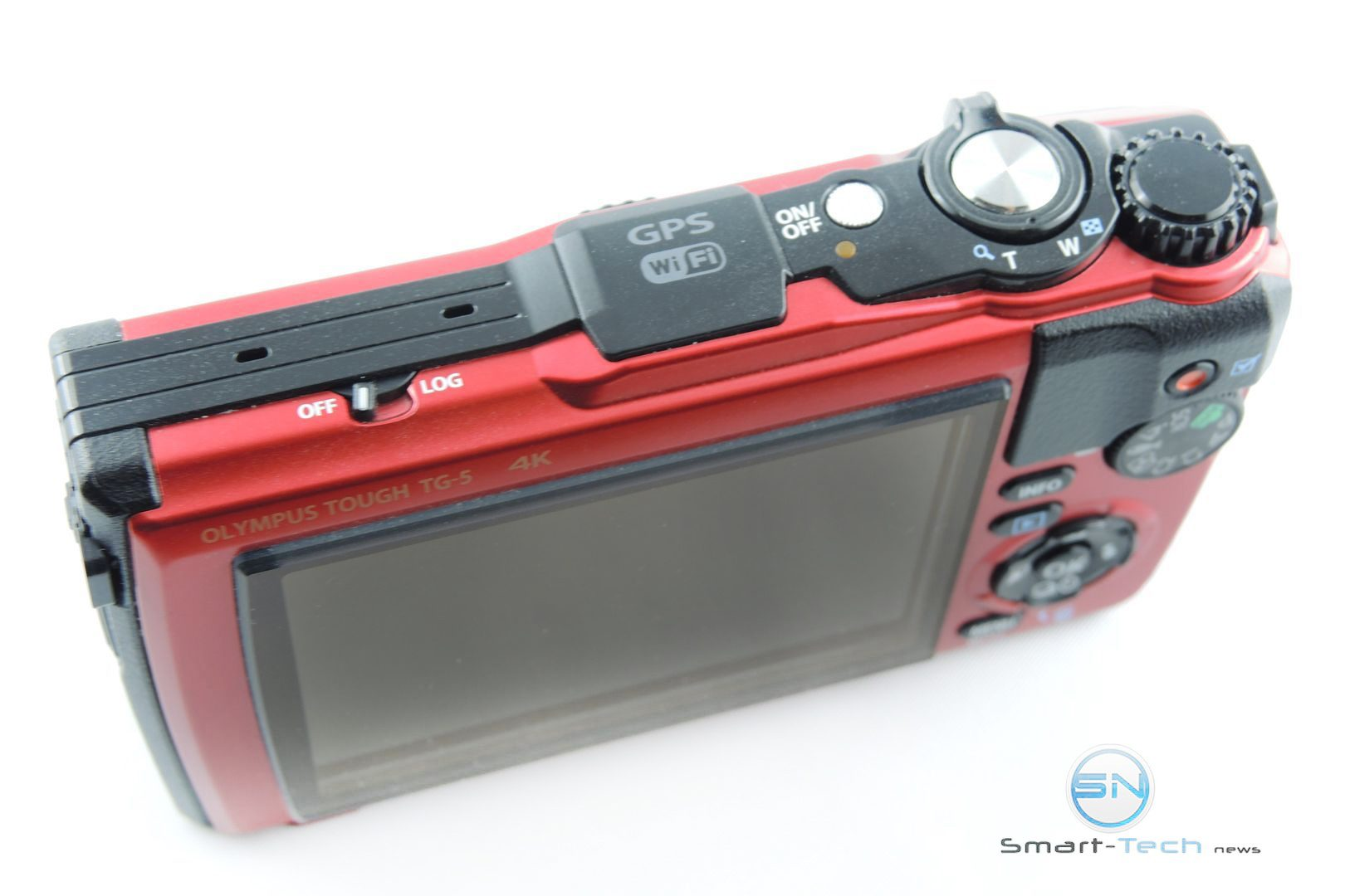 GPS Power Olympus TG 5 die Outdoor Kamera - SmartTechNews