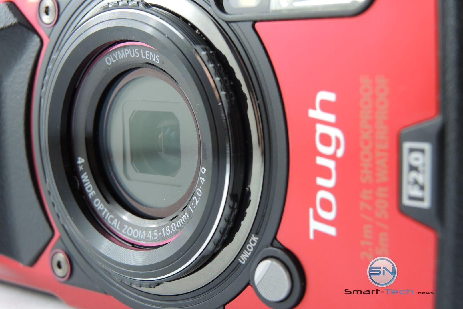 Objektiv Olympus TG 5 die Outdoor Kamera - SmartTechNews