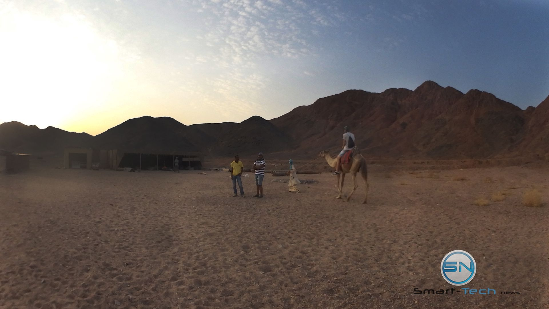 SunSet MarsaAlam - Olympus TG Tracker