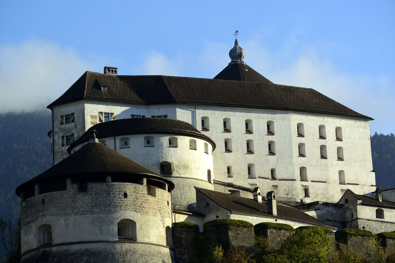 Nikon 1 V2 - 65mm Festung Kufstein