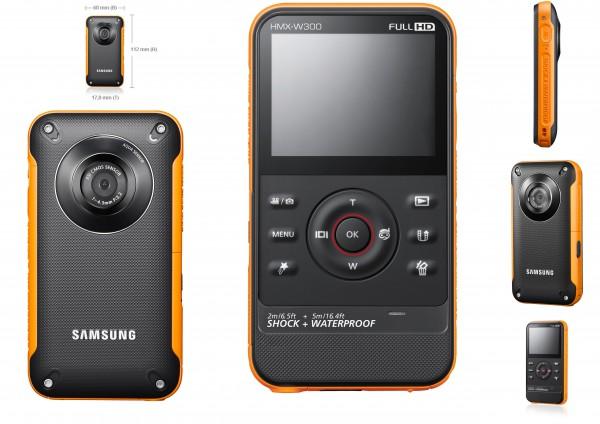 Alltagstest – Samsung W300 Outdoor HD Kamera