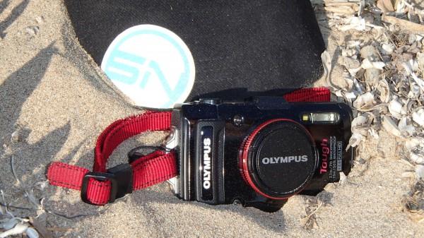 REISE nach TÜRKEI: Olympus TG-2 Spitzen-Outdoor Kamera mit Top Zubehör
