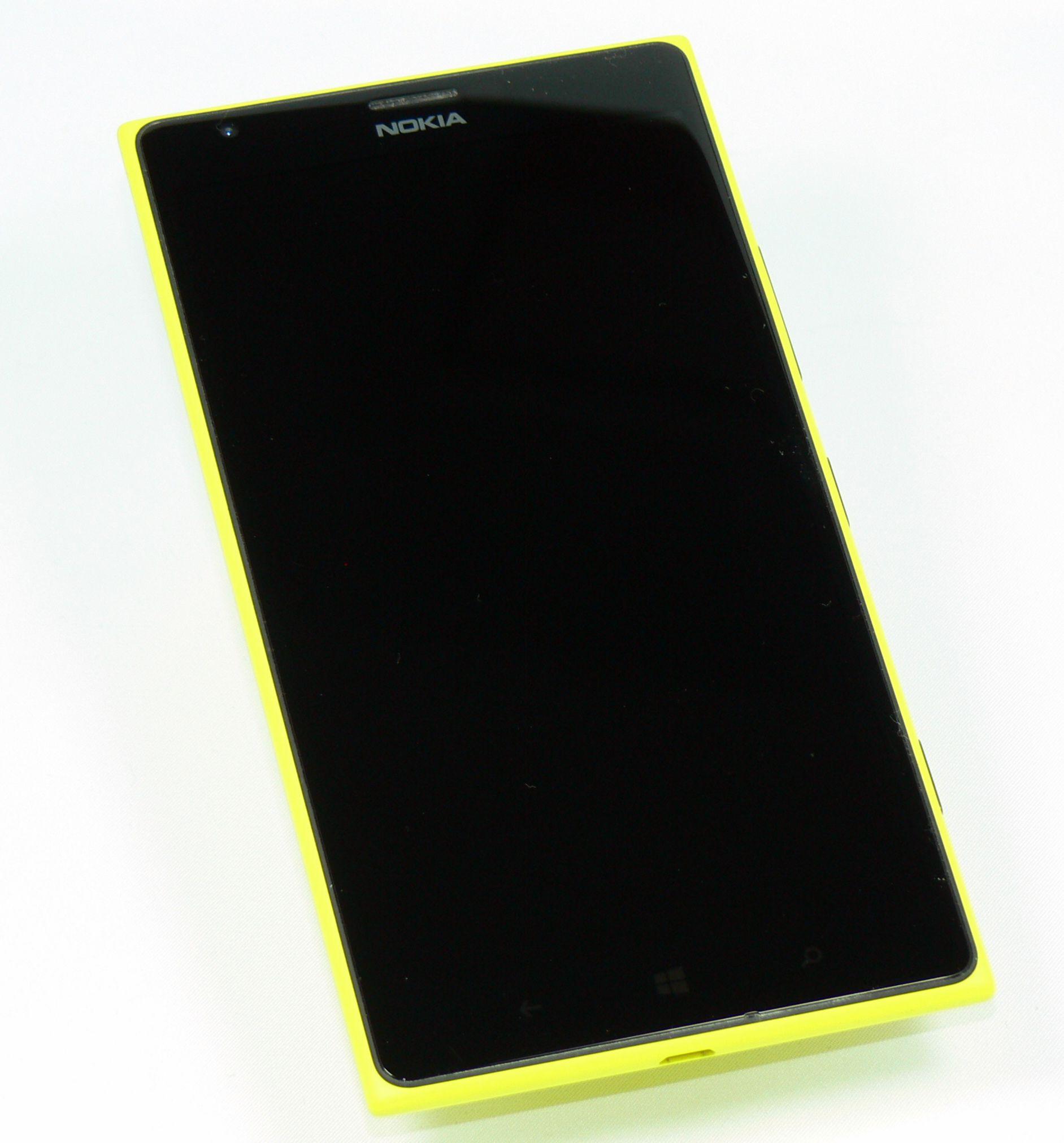 Nokia Lumia 1520 – Quad-Core Phablet mit PureView Kamera