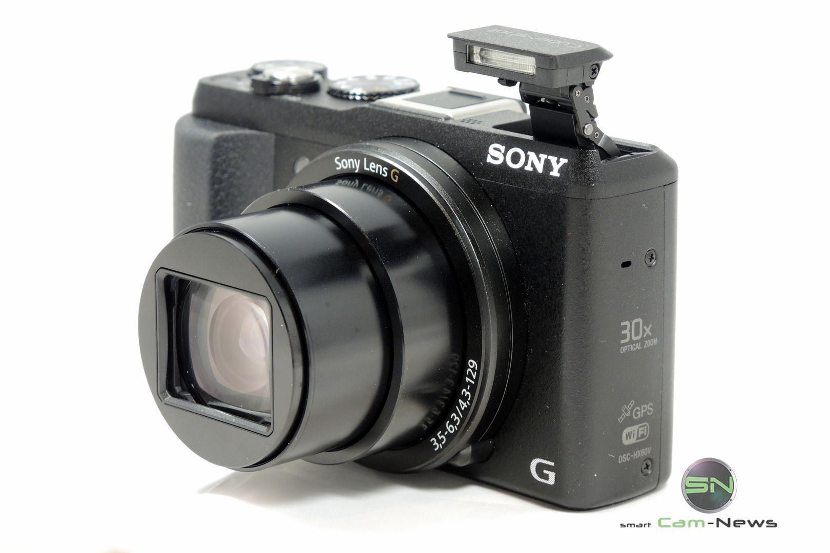 REISE nach ANDALUSIEN: Sony HX60V – MegaZoom Kompaktkamera