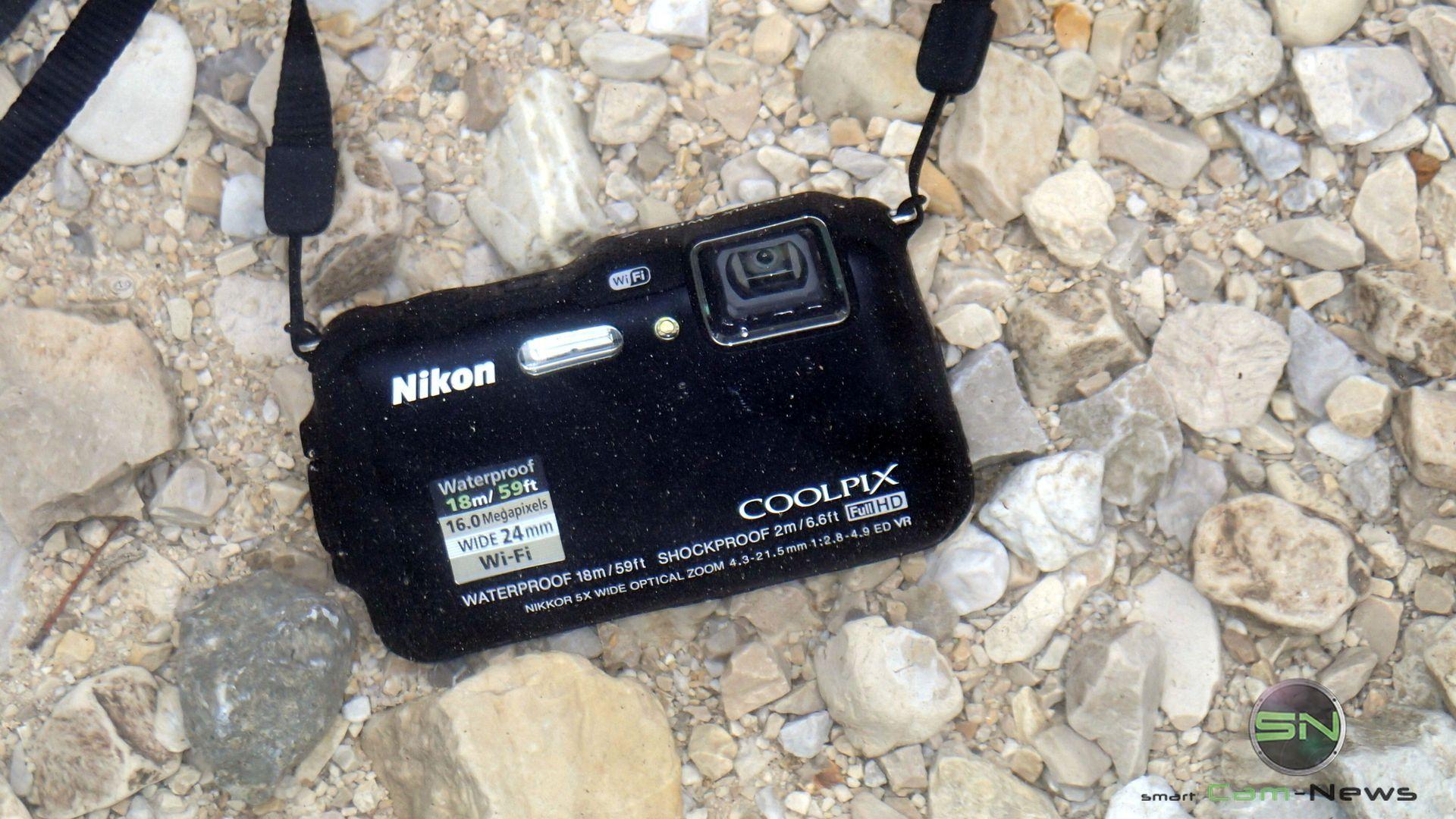 in Action - Nikon AW120 - SmartCamNews