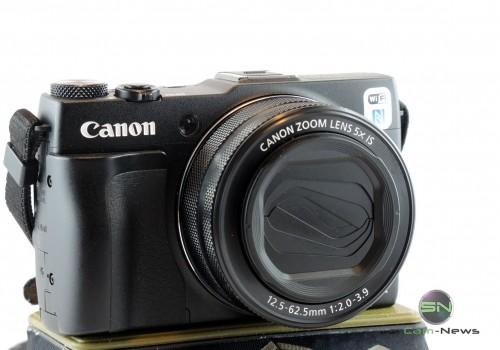 Canon G1x mark II - SmartCamNews
