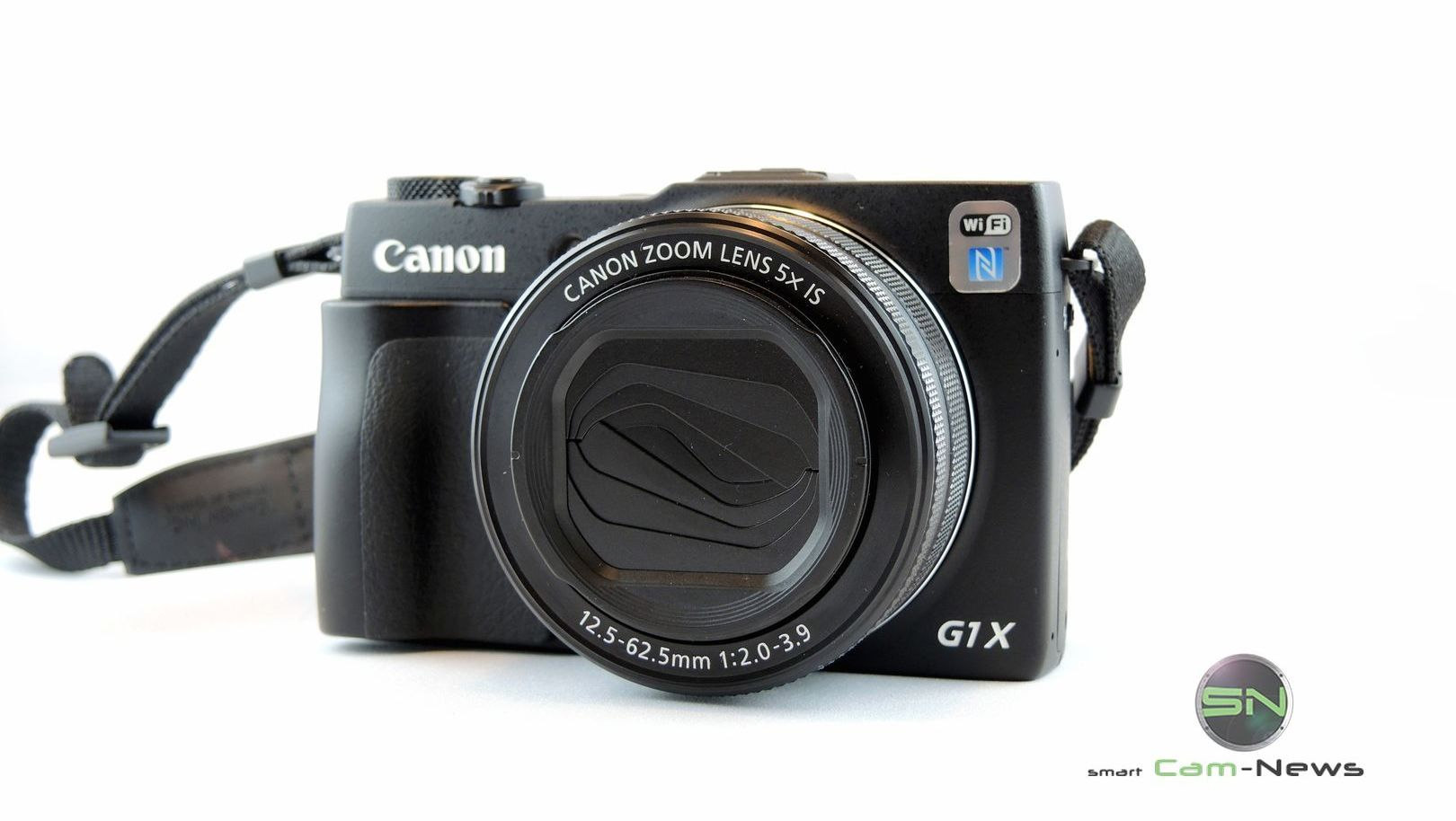 HighEnd Kompakte - Canon G1x mark II - SmartCamNews