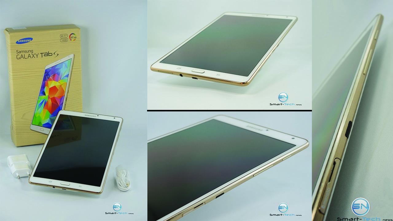 Samsung Galaxy Tab S – mehr Power im Alltag