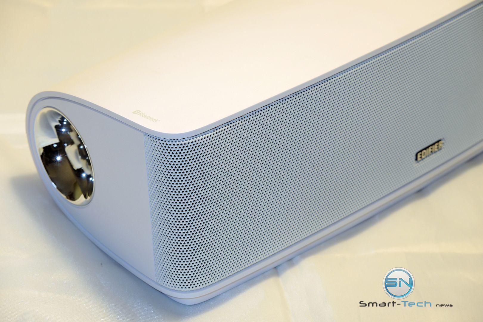 Frontansicht - Edifier IF335BT Bric Connect Bluetooth-Lautsprechersystem mit Infrarot-Fernbedienung AUXIn - SmartTechNews