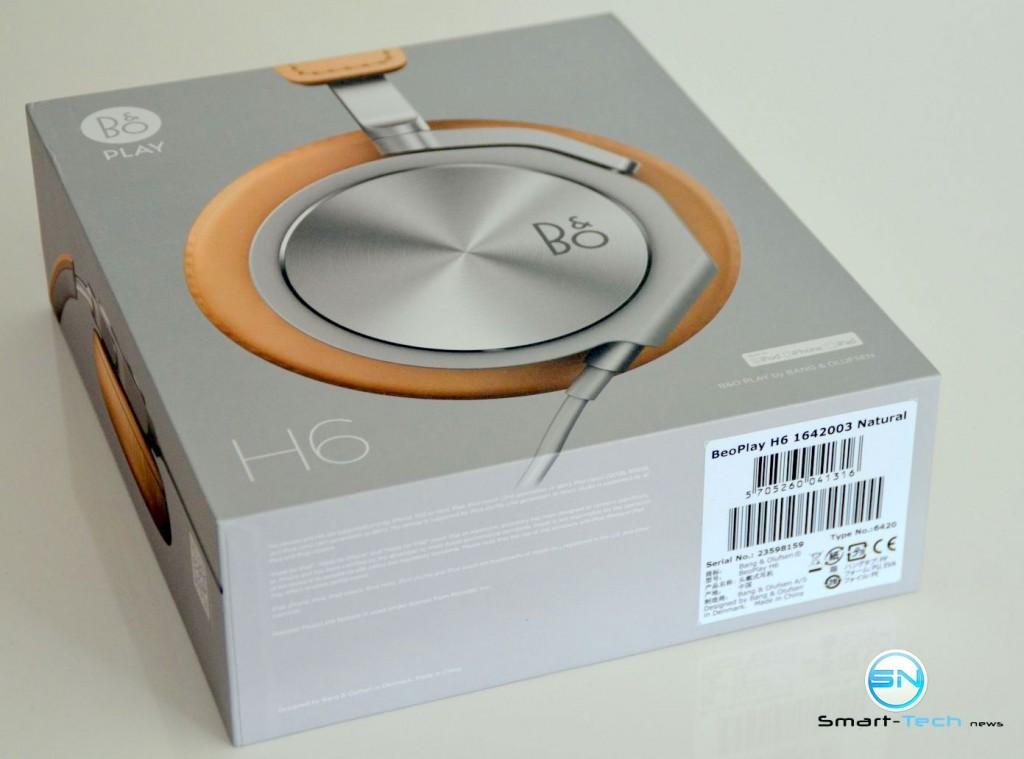 B&O Kopfhörer für den speziellen Hörgenuss