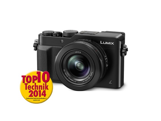 LUMIX LX100 in den Top 10