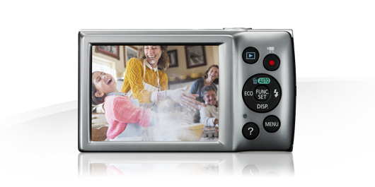 IXUS 160 Display